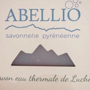 savon surgras eau thermale de Luchon
