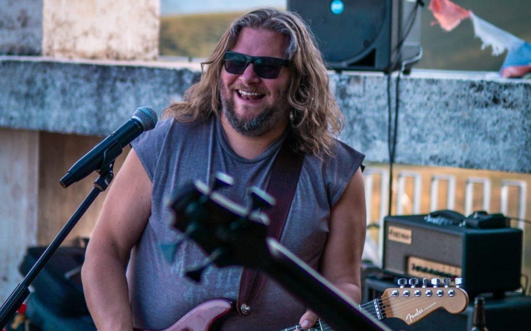 Luke Johnson ouvre les samedis musicaux à la Grange !