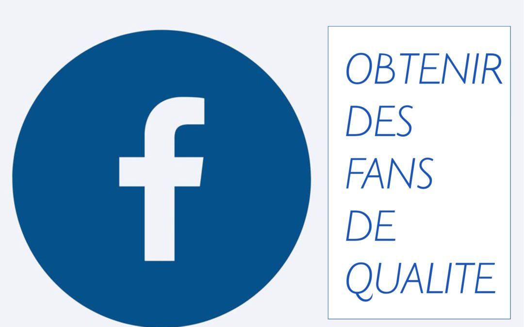 Atelier initiation Facebook pro : Obtenir des Fans qualifiés
