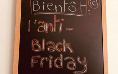Occupons l'espace médiatique pour contrer le Black Friday