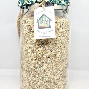 muesli 5 céréales bio