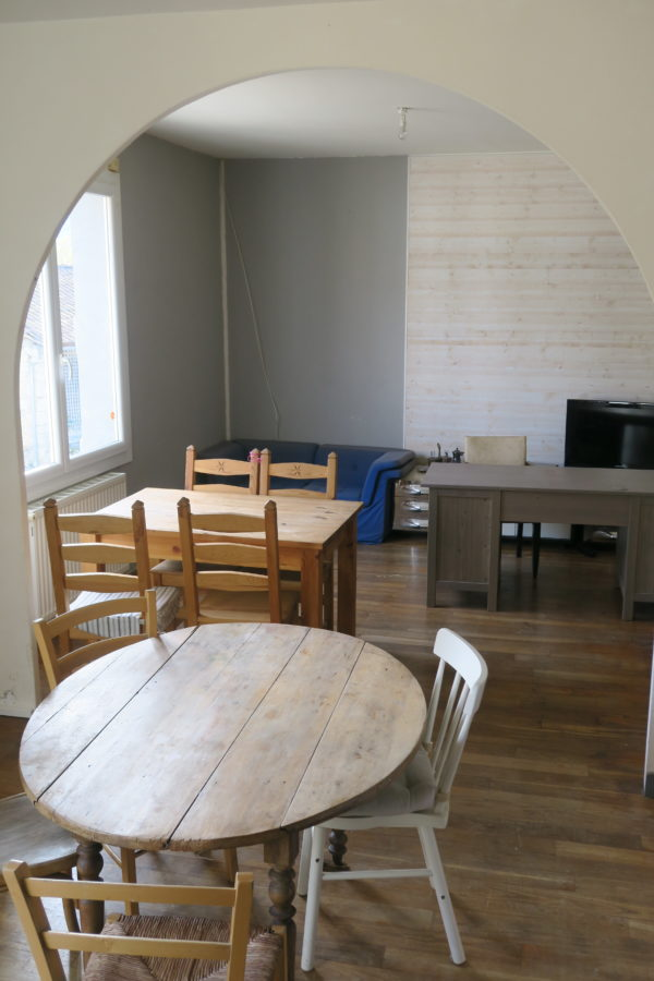 bureau en open-space