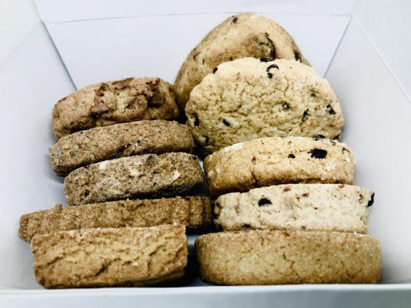 Ballotin de biscuits