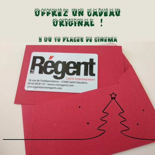 carte pre-payee cinema le regent