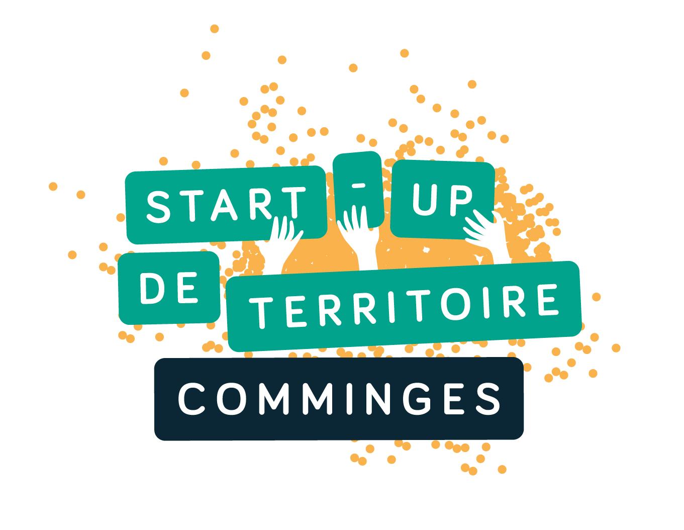 logo startup de territoire comminges