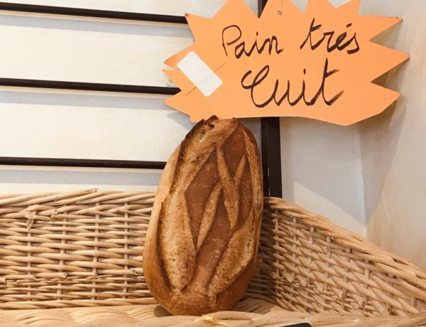 pain tres cuit