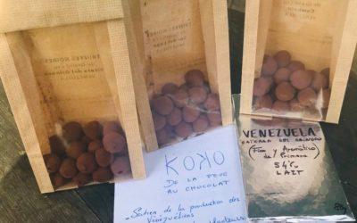 Des chocolats barbazanais bientôt dans la Grange !