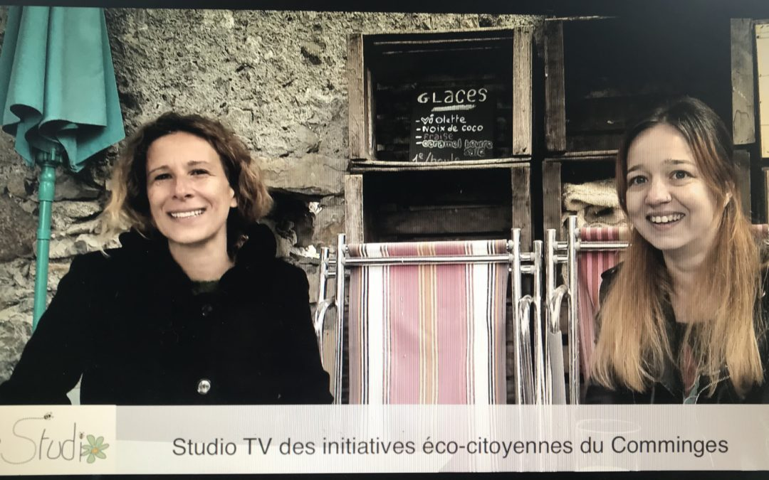 Le Studio : Chaîne facebook d'infos éco-citoyennes du Comminges.
