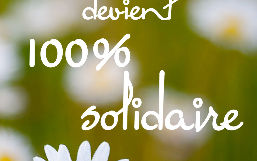 100% solidaire